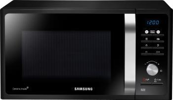 Cuptor cu microunde Samsung MG23F301TAK 23L 800W Touch Control Negru Cuptoare cu microunde