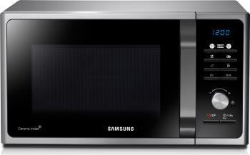 Cuptor cu microunde Samsung MG23F301TAS 23L 800W Electronic Argintiu Cuptoare cu microunde