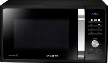 Cuptor cu microunde Samsung MS23F301TAK 23L 800W Electronic Negru
