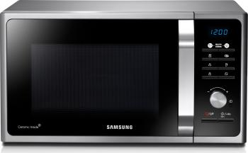 Cuptor cu microunde Samsung MS23F301TAS 23L 800W Electronic Argintiu Cuptoare cu microunde
