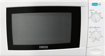Cuptor cu microunde Zanussi ZFM20110WA 20L 700W Mecanic Alb