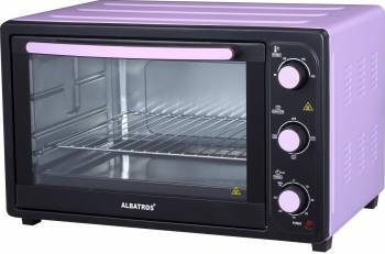 Cuptor Electric Albatros A45B 1800W Purple Cuptoare Electrice