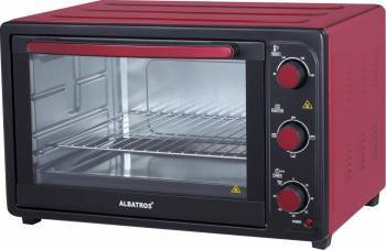 Cuptor Electric Albatros A45B 1800W Red Cuptoare Electrice
