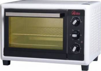 Cuptor electric Ardes AR6319 1200W 19L Grill Timer Termostat reglabil Alb