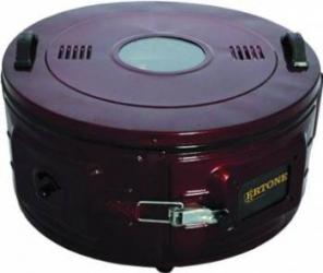 Cuptor electric Hausberg ERT-MN 9000 B 1100W 40L Termostat reglabil Negru