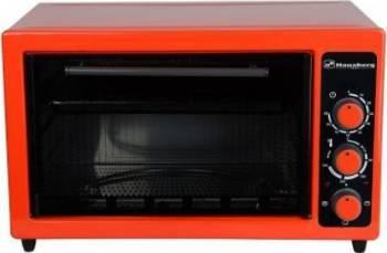 Cuptor Electric Hausberg HB-9025 Capacitate 38L 1400W Timer Rosu Cuptoare Electrice