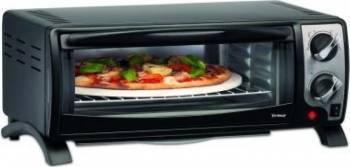 Cuptor electric Trisa Pizza al Forno 7355.42, 13L, 1600W, special pentru pizza Cuptoare Electrice