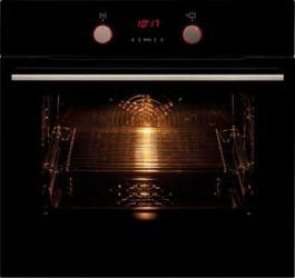 Cuptor incorporabil Hansa BOES68465 Electric 66L Grill Timer Clasa A Negru