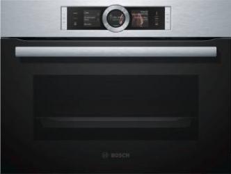 Cuptor incorporabil Bosch CSG656BS1 12 Functii Touch Control Inox Cuptoare Incorporabile