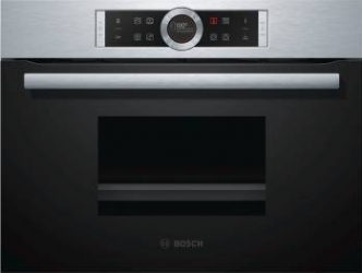 Cuptor incorporabil Bosch CSG656BS1 20 programe Touch Control Inox Cuptoare Incorporabile