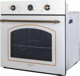 Cuptor incorporabil Studio Casa TOSCANA FE 660 AVENA Electric 60L Clasa A Grill Alb  Cuptoare Incorporabile