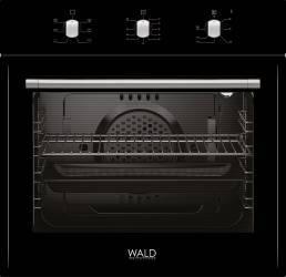Cuptor incorporabil Wald FWQ 63 BK Negru