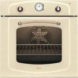 Cuptor incorporabil Whirlpool AKP 288/JA, electric, 53l, 3200W, A, crem Cuptoare Electrice
