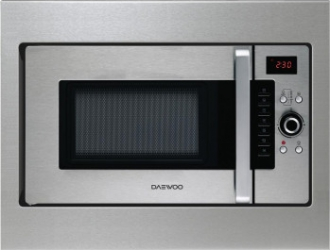 Cuptor microunde Daewoo 28L 900W Control digital Convectie Gratar Inox Cuptoare cu microunde