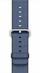 Curea Apple Watch 38mm Woven Nylon - Albastru inchis Accesorii Smartwatch