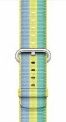 Curea Apple Watch 38mm Woven Nylon - Multicolor Accesorii Smartwatch