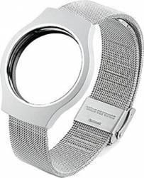 Curea metalica Bratara Misfit Shine Argintiu Accesorii Smartwatch