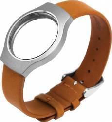 Curea piele Bratara Misfit Shine Maro Accesorii Smartwatch