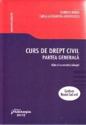 Curs de drept civil. Partea generala ed. 2 - Gabriel Boroi Carla Alexandra Anghelescu