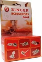 Cutie accesorii Singer Box 4 Accesorii masini de cusut