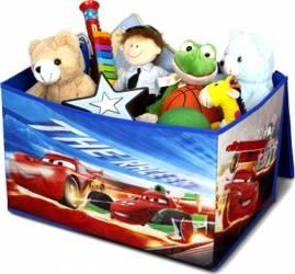 Cutie pentru depozitare jucarii Disney Cars Mobila si Depozitare jucarii