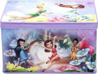 Cutie pentru depozitare jucarii Disney Fairies Mobila si Depozitare jucarii