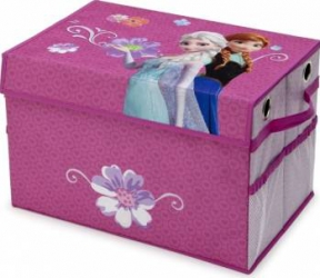Cutie pentru depozitare jucarii Disney Frozen Mobila si Depozitare jucarii