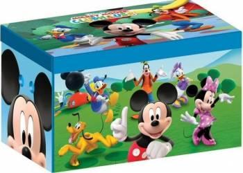 Cutie pentru depozitare jucarii Disney Mickey Mouse Mobila si Depozitare jucarii