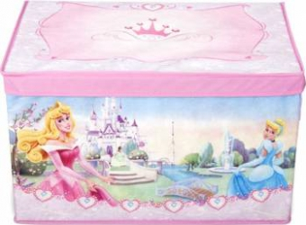 Cutie pentru depozitare jucarii Disney Princess Mobila si Depozitare jucarii