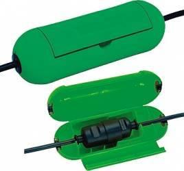 Cutie pentru protectie priza Brennenstuhl Safe Box Verde Accesorii UPS