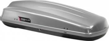 Cutie portbagaj Modula Ciao Gloss Grey 340l