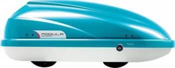 Cutie Portbagaj Modula Travel Sport Albastru 370 L Cutii portbagaj