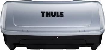 Cutie portbagaj Thule BackUp Grey 420l