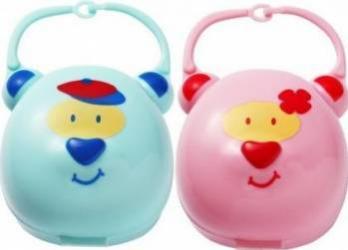 Cutie Suzeta Bebelusi BabyOno 562 Suzete si accesorii