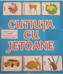 Cutiuta cu Jetoane