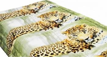 Cuvertura Home Still Matlasata 3D 210X230 CM Leopard Cuverturi & Paturi
