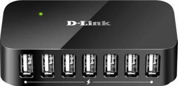 Hub USB 2.0 D-LINK DUB-H7 7-ports USB Hub