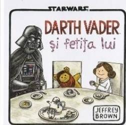 Darth Vader si fetita lui - Jeffrey Brown - StarWars