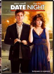 DATE NIGHT DVD 2010