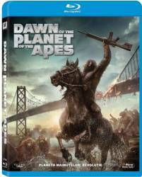 Dawn of the Planet of the Apes BluRay 2014 Filme BluRay