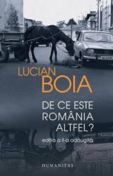 De ce este Romania altfel Editia 2013 - Lucian Boia