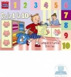 De la 1 la 10 - Cumparaturile Emiliei