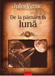 De la pamint la luna - Jules Verne