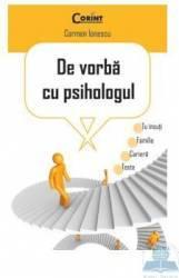 De Vorba Cu Psihologul - Carmen Ionescu