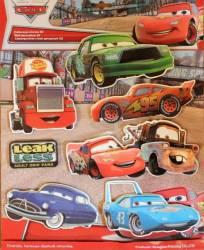 Decoratiune 3D pentru camera copii MyKids Cars SPH-116  Decoratiuni camera