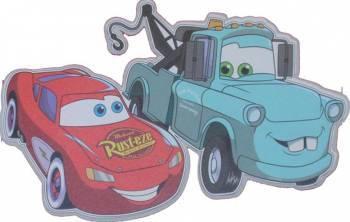 Decoratiune Din Burete Pentru Camera Copii MyKids CARS SRCR-101