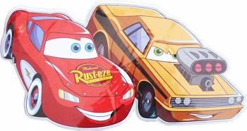Decoratiune Din Burete Pentru Camera Copii MyKids CARS SRCR-102  Decoratiuni camera