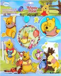 Decoratiune Din Burete Pentru Camera Copii MyKids Winnie SPH-115