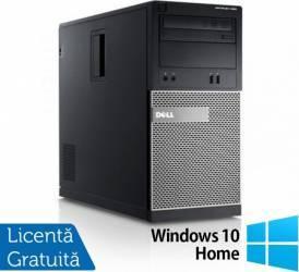 Desktop DELL Optiplex 390 i3-2100 4GB 250GB Win 10 Home Calculatoare Refurbished