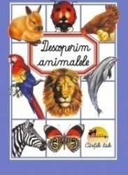 Descoperim animalele cartonat Carti